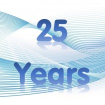Celebrating 25th Anniversary at IFAT 2016